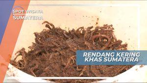 Rendang Kering, Pilihan Menarik Menjadi Buah Tangan Asal Sumatera Barat