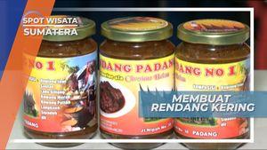 Rendang Kering, Mengemas Kuliner Andalan Sumatera Barat