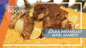 Membuat Nasi Mandhi ala Kampung Arab Empang Bogor
