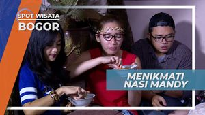 Menikmati Nasi Mandhi ala Kampung Arab Empang Bogor