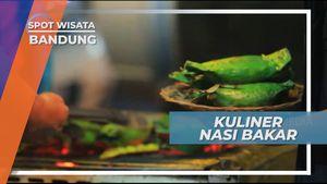 Nasi Bakar, Kuliner Harum dan Gurih Ala Lembang