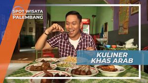 Nasi Minyak Kari Kambing Sambal Nanas, Kuliner Arab Khas Palembang