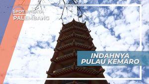 Pulau Kemaro, Daya Tarik Budaya Berdasar Kisah Cinta Palembang