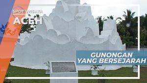 Gunongan, Bangunan Wujud Cinta Sultan Iskandar Muda Kepada Permaisuri Aceh