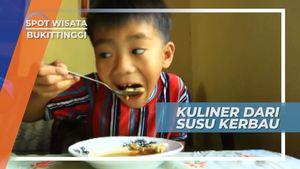 Dadiah, Yogurt Minangkabau Kuliner Khas Bukittinggi