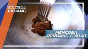 Coklat Rendang, Kuliner Unik Kota Padang