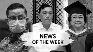 News Of The Week: Juliari Minta Bebas, Mega Ogah Nyapres Lagi