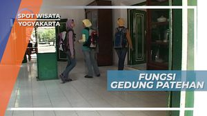 Gedung Patehan Keraton Yogyakarta, Tempat Membuat Minuman Untuk Keluarga Raja