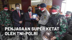 Keamanan Super Ketat Menuju Area Tambang Freeport di Tembagapura