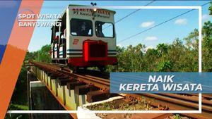 Stasiun Kali Baru, Kereta Lori Wisata Melalui Terowongan Mrawan dan Garahan di Banyuwangi