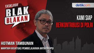 Blak-blakan Hotman Tambunan: Apresiasi Kapolri & Polemik Bendera HTI
