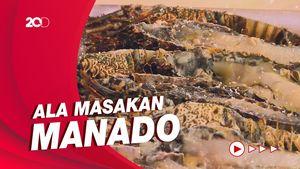 Masak Masak: Resep Lobster Bumbu Rica-rica