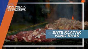 Sate Klatak, Kuliner Unik Khas Yogyakarta yang Bikin Ketagihan