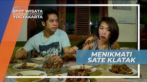 Menikmati Sate Klatak, Sajian Kuliner Khas Kota Gudeg yang Mantul, Yogyakarta