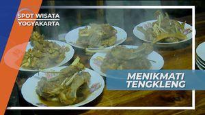 Menyantap Tengkleng, Kuliner Khas Kota Gudeg yang Bikin Ngiler, Yogyakarta