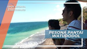 Menikmati Pesona Keindahan Pantai Watudodol Banyuwangi dari Ketinggian