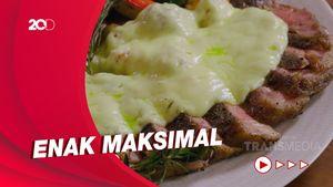 Masak Masak: Resep Steak Sapi Keju Istimewa