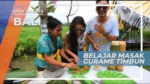 Oles-oles Bumbu, Memasak Gurame Timbun, Kuliner Khas Pulau Dewata, Bali