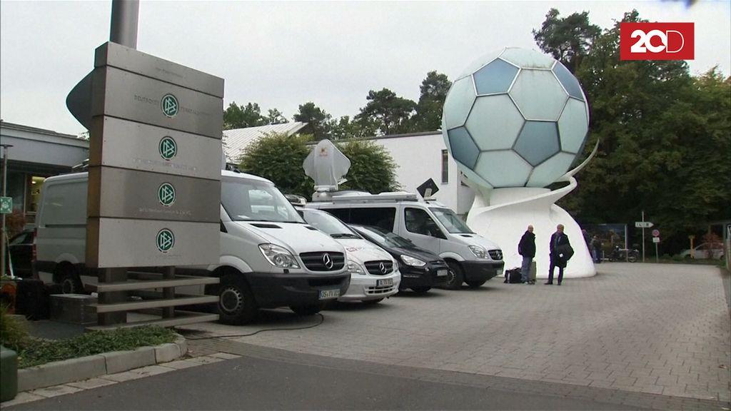 Jerman Incar Tuan Rumah Piala Eropa 2024