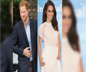 Batu Mahkota Putri Diana Jadi Cincin Pertunangan Pangeran Harry?