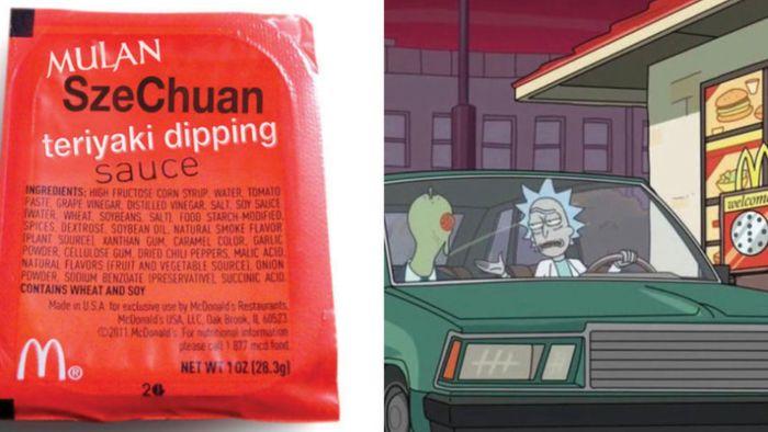 Saus Szechuan Langka dari McDonalds Laku Rp 191 Juta!