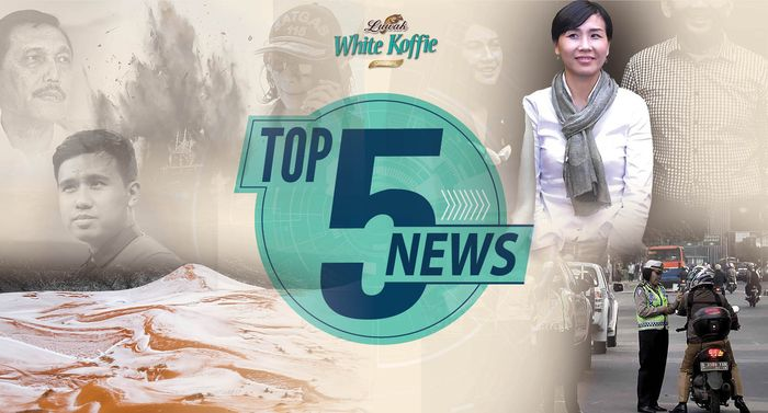 Top 5 News: Beredar Cerita Dear Good Friend Veronica, Rapat Paripurna DPR Sepi