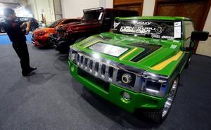 Melihat Modifikasi Mobil Sport Hingga Klasik