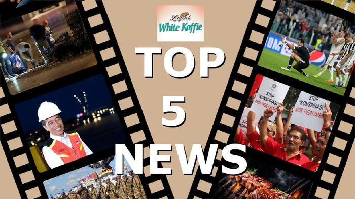 Top 5 News: Risma Borong Oleh-oleh di AS, Sebab WhatsApp Tumbang
