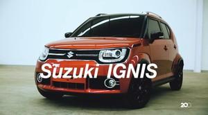 Kesan Pertama Suzuki Ignis