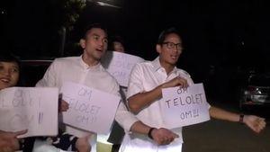 Ini Video Cagub dan Cawagub DKI Jakarta yang Ikut Demam Om Telolet Om