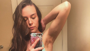 Fitness Blogger Ini Putuskan Tak Cukur Bulu Selama Setahun