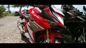 Menjajal Sangarnya Honda CBR250RR di Pulau Dewata