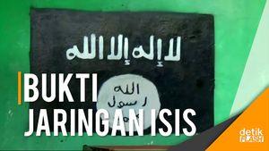 Ada Atribut ISIS di Rumah Pelaku Penyerangan Polda Sumut