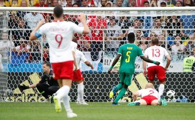 Highlight Babak I Polandia Vs Senegal