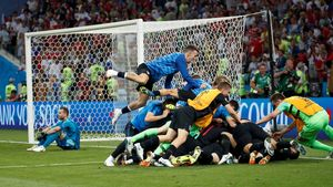 Kroasia ke Semifinal Usai Lewati Drama Hidup Mati Hadapi Rusia