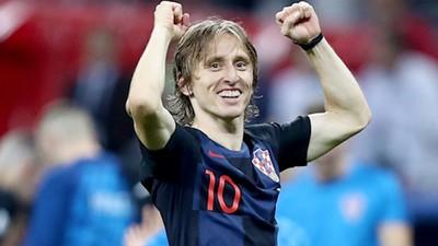 Luka Modric, Dinamo Lini Tengah Kroasia