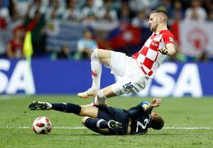 Highlights Babak I Prancis Vs Kroasia
