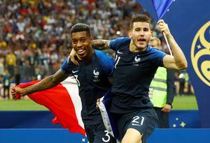 Highlights: Prancis Vs Kroasia, Skor 4-2