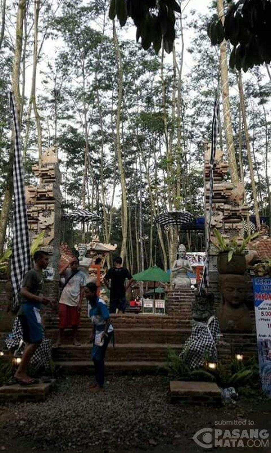 Keren Di Desa Ngabul Jepara Ada Wisata Bernuansa Bali