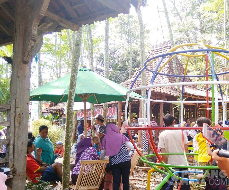 Taman Udara Yoga Di Jepara Taman Dengan Nuansa Bali