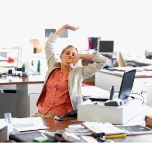 Tips Cegah Kantuk di Kantor