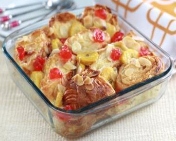 3 Resep Bread Pudding dengan Kombinasi Buah