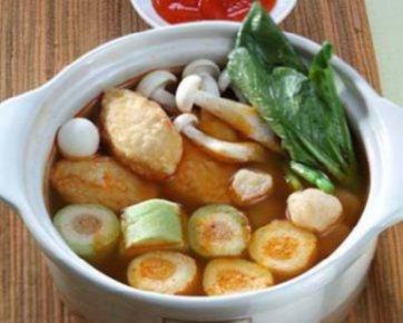 resep sayuran ca kailan daging pedas
