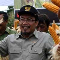Menteri Pertanian Curhat Masalah Beras Hingga Sapi Gila
