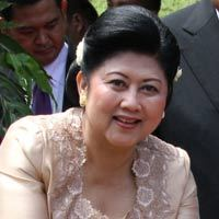 Ibu Ani Tunggu Kado Cucu dari Aliya Rajasa