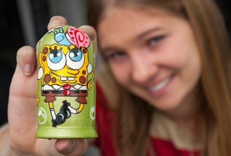 Mau Anak Nyemil Sehat? Cari Cemilan Bergambar Spongebob!