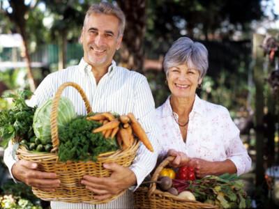 Terbukti Vegetarian Berumur Lebih Panjang