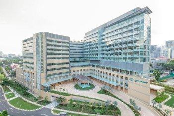 Mengintip Rumah Sakit dengan Konsep Hotel di Singapura