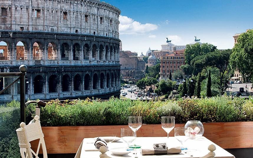 4 Hotel dengan Restoran Rooftop Terbaik di Dunia