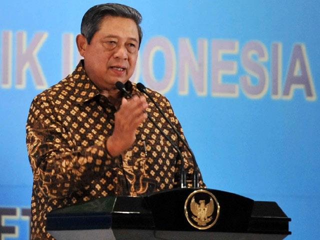 Presiden SBY Buka MDG Award 2012
